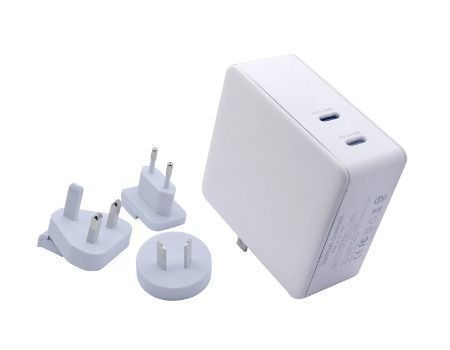 USB C total PD 83W wall charger fast charging