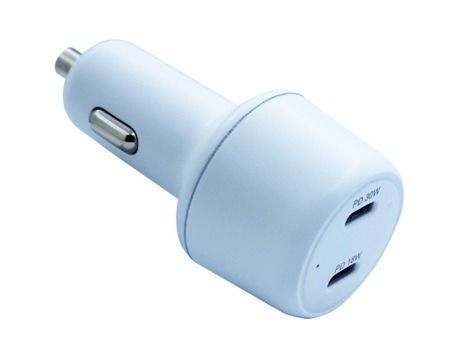 USB C total PD 36W car charger fast charging