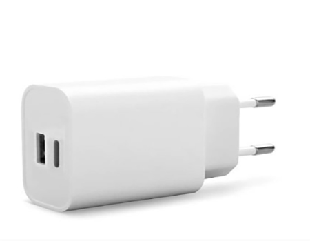 USB C PD18W +QC 18W wall charger fast charging for mobile phone