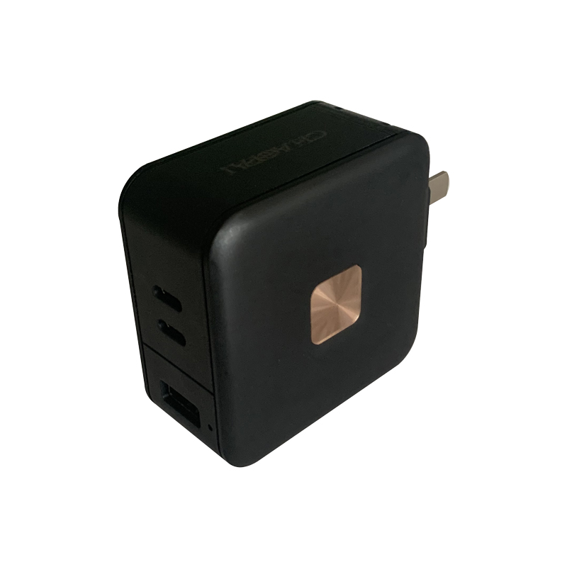GaN wall charger Total 65W
